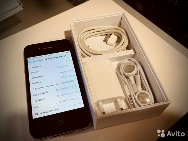 iPhone 4s 16 Gb 89217253962 купить 3