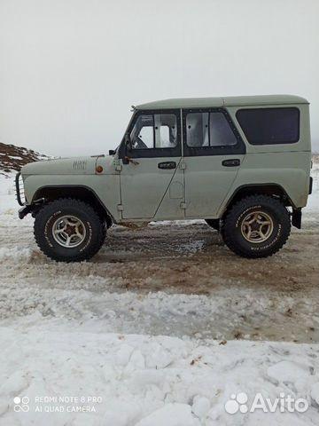 УАЗ 31519, 2000 купить 1