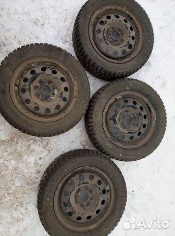 Зимние колеса 185/60 89876332387 купить 5
