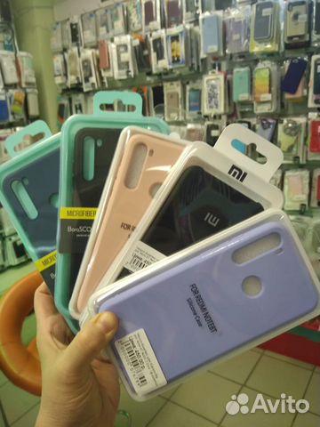 В продаже чехлы и стекла для Xiaomi Note 8/8t/8pr 89138205455 купить 1