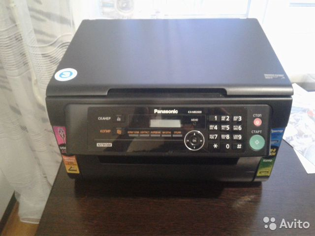 Panasonic KX-MB 2000RUB купить 1
