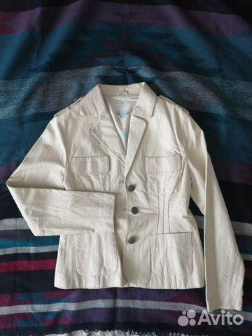 Пиджак, жакет натуральная кожа 89276265855 купить 1