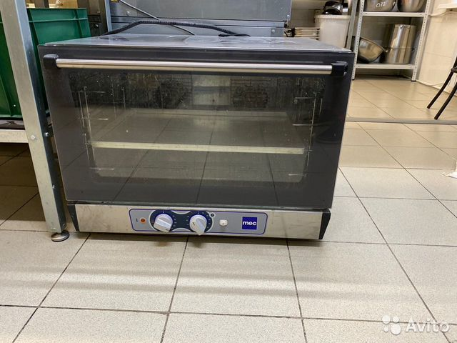Convection oven Mec PE 46 U