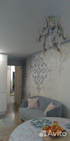 Декор на стене, рисунок в интерьере, дизайн стен