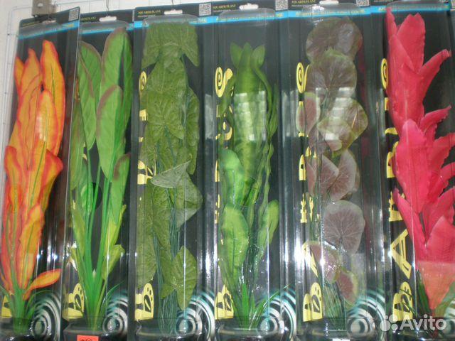Искусственные аквариумы