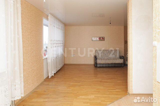 3-к квартира, 109 м², 7/9 эт.