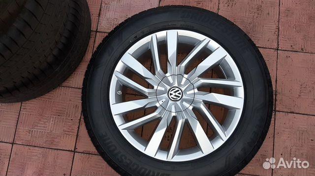 """Новые 19"""" диски Osorno Volkswagen Touareg III CR7 89050402444 купить 1"""