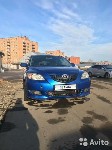 Mazda 3, 2006 89068976088 купить 7