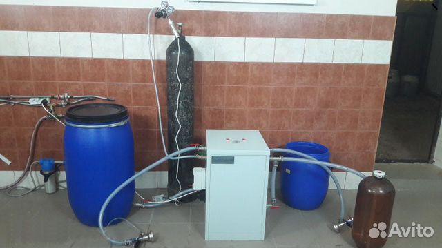 Цех по производству разливных напитков / пива 89031462002 купить 2