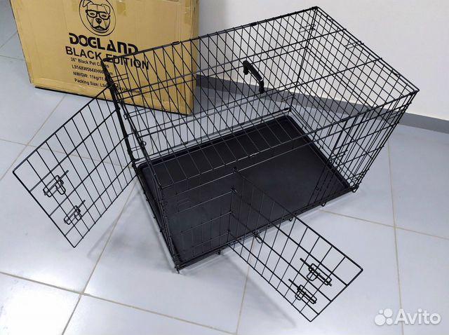 Клетка для собак. Арт.:20 89378521677 купить 1