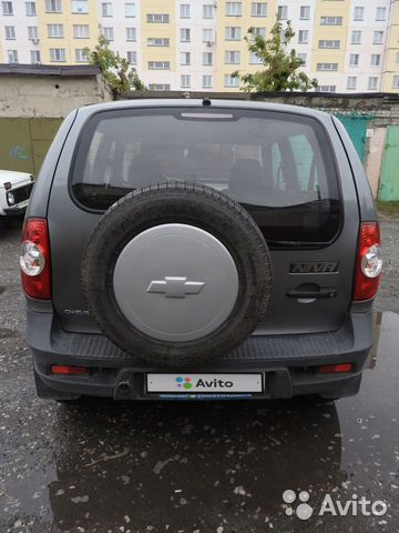 Chevrolet Niva, 2012 89630040281 купить 2