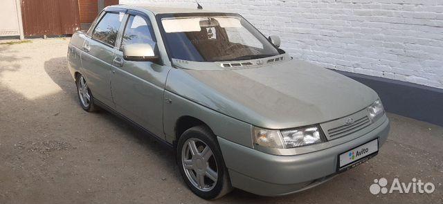 ВАЗ 2110, 2002 купить 3