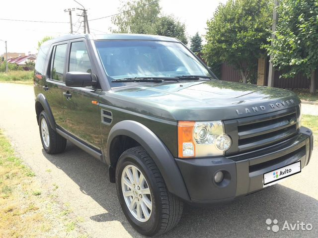 Land Rover Discovery, 2007  89034195560 купить 4