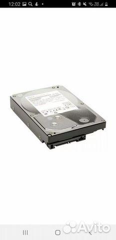 Жесткий диск Hitachi SATA-3