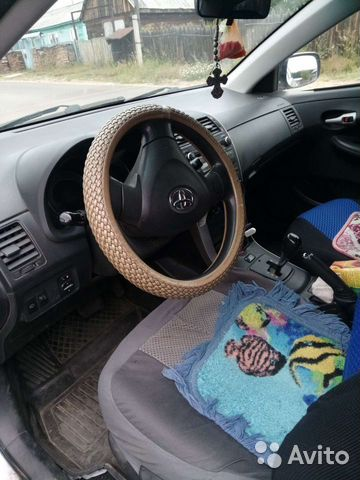 Toyota Corolla, 2006  89641288066 купить 3