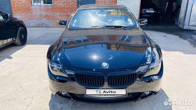BMW 6 серия, 2004  89606310659 купить 4