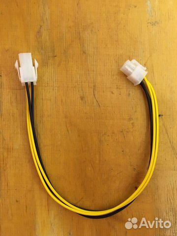 Кабель удлинительный FinePower 4-pin - 4-pin  89969134484 купить 1