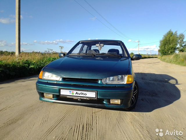 ВАЗ 2115 Samara, 2001  купить 1