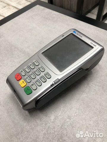 Мобильный POS-терминал VeriFone Vx680  купить 2