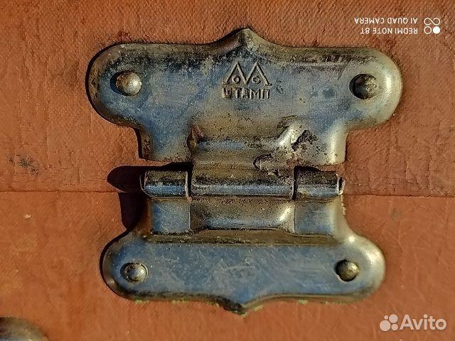 Старый чемодан из СССР (1)  89033713097 купить 7