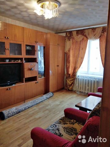 3-к квартира, 66.5 м², 4/5 эт.