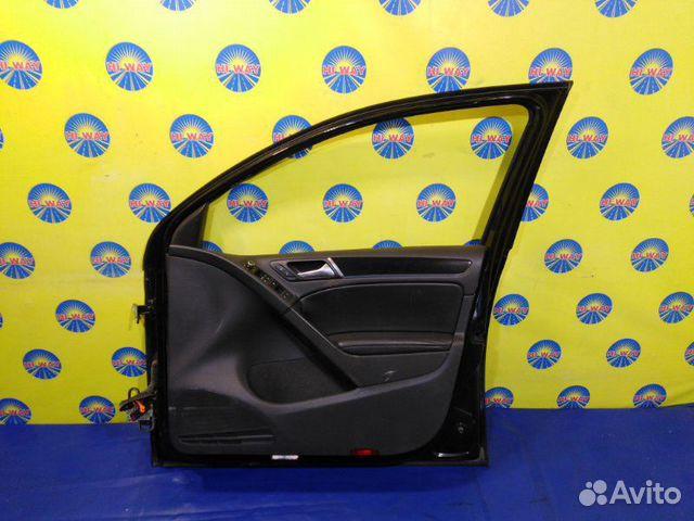 Дверь боковая передняя правая Volkswagen Golf 5K1  89235799119 купить 3