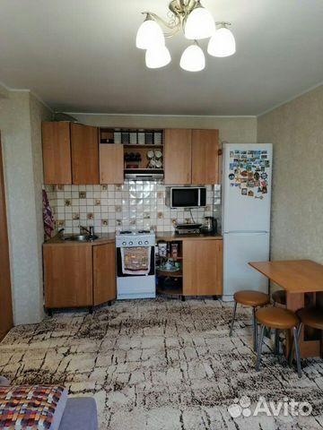 1-room apartment 33 m2, 9/9 FL.  89039954633 buy 4