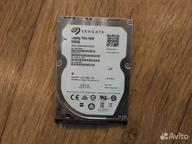 Seagate 500GB для ноутбука  89022466313 купить 1