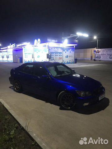 Lexus IS, 2001  89179406291 купить 3