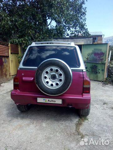 Suzuki Vitara, 1993  89189464521 купить 1