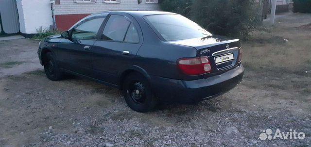 Nissan Bluebird Sylphy, 2001  89682726632 купить 2