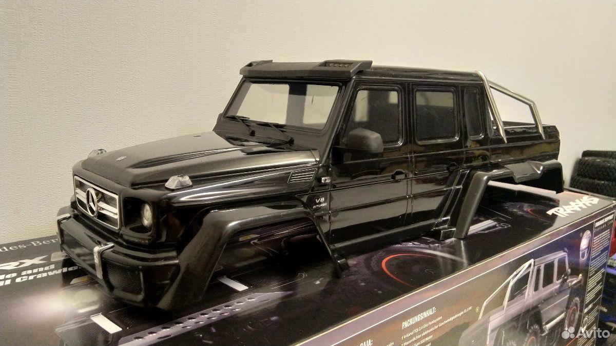 Traxxas TRX-6 Mercedes-Benz G63 6x6  89129839128 купить 1