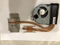 Система охлаждения для ноутбука Asus N55