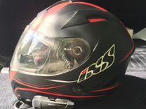 Шлем IXS с переговорным устройством