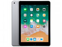 iPad 2018 32GB Wi-Fi + Cellular Space gray