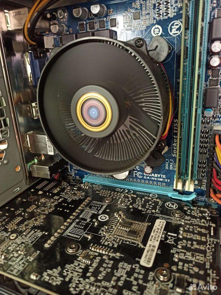 Игровой компьютер Core i5 2310 + GTX 1060  89501300700 купить 4