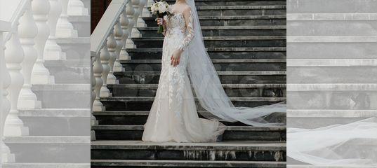 Свадебное платье купить в Брянской области с доставкой | Личные вещи | Авито
