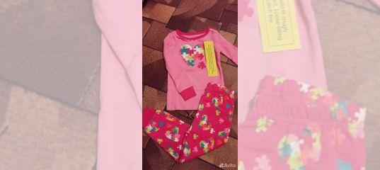 307eb1f7b921 Пижама, Платье, Лонг Gymboree купить в Москве на Avito — Объявления на сайте  Авито