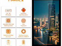 Новый Leagoo Power 2 2/16gb гарантия