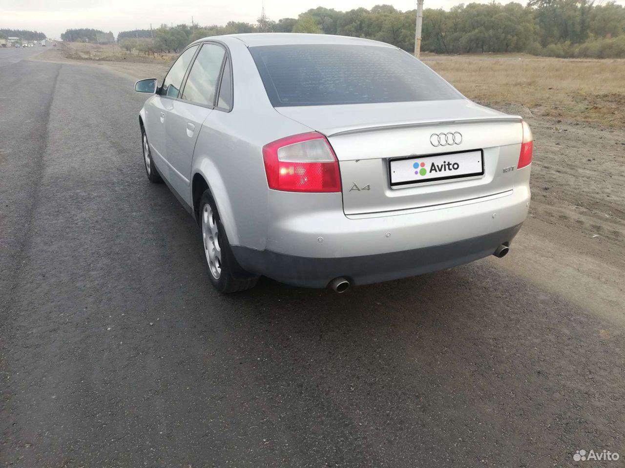Audi A4, 2003  89066892526 купить 2
