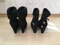 2 пары обуви на танкетке — Одежда, обувь, аксессуары в Санкт-Петербурге