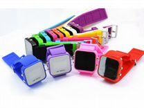 Часы электронные led watch 5 шт — Часы и украшения в Геленджике