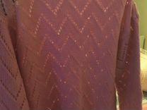 Джемпер ручной вязки
