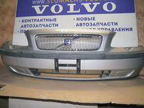 Бампер передний Вольво V70 (V70.03№6417 skru12-17)