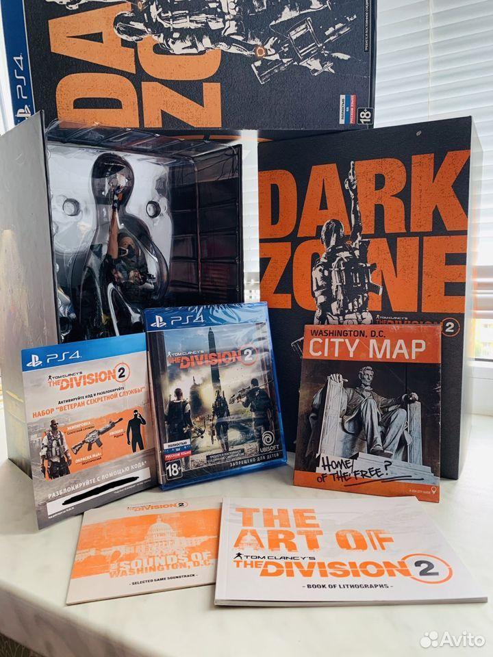 The Division 2 Dark Zone  89177884848 купить 1