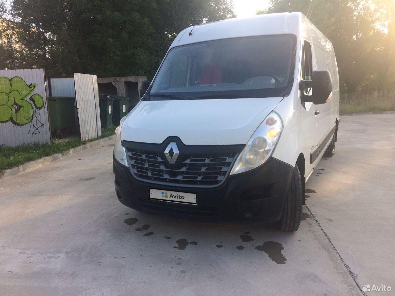 Renault Master, 2015  89062090963 купить 1