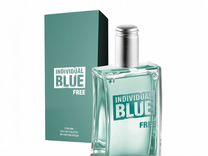 Avon Individual Blue Free мужская туалетная вода