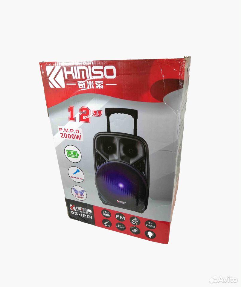 Беспроводная колонка Kimiso QS-1201 60см.Новые,м-н  89824815610 купить 7