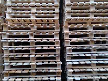 Поддон деревянный 1,2*1,1