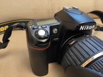 Nikon D80 (body) — Фототехника в Геленджике
